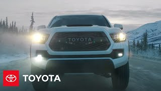 Download 2017 Tacoma TRD Pro: Arctic Challenge | Toyota Video