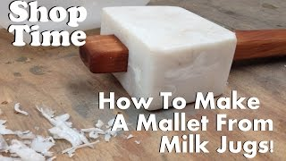 Download How To Make A Mallet From Milk Jugs! Video