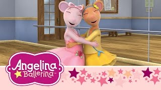 Download Angelina Ballerina - Angelina Keeps the Peace and Angelina and the Tummy Butterflies Video