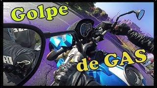 Download COMO HACER UN GOLPE DE GAS| Camara lenta Video