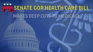 Download Senate GOP Health Care Bill Hits Early Hurdles Video
