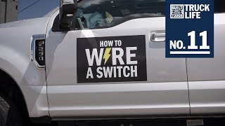 Download Truck Life: How to Wire a Switch | F-150 | Ford Video