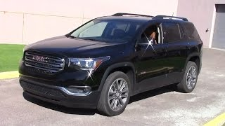 Download 2017 GMC Acadia AWD & Ford Explorer Reviews Video