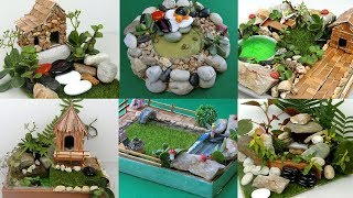 Download 8 Easy DIY Fairy Gardens You can Make At Home | Simple and Quick Crafts ideas Video