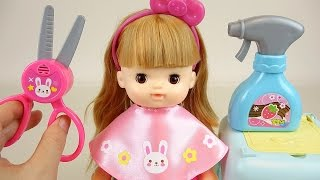 Download Baby Doll hair cut & Make up toys Video