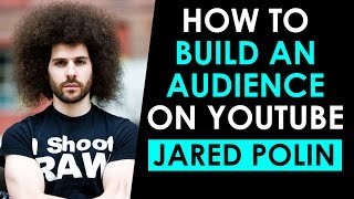 Download How to Build an Audience on YouTube and Be Consistent — Jared Polin Interview A.K.A. FroKnowsPhoto Video