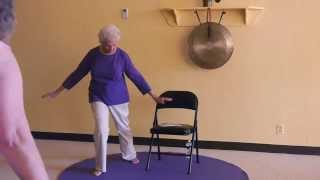 Download Seniors Improve your Balance with Multi-Movements! Led by Paula Montalvo, Senior Chair Yoga Teacher Video
