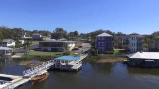 Download The Harris Chain of Lakes in Sunny Florida Video