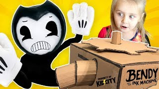 Download Save Little Flash from BENDY's INK MACHINE! (Hide and Seek Family Game) KIDCITY Video