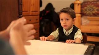 Download A.P. Psychology Child Experiment - Piaget's Theory of Cognitive Development Video