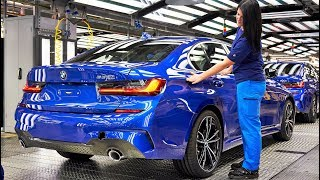 Download 2019 BMW 3 Series Production at San Luis Potosi Plant Mexico Video