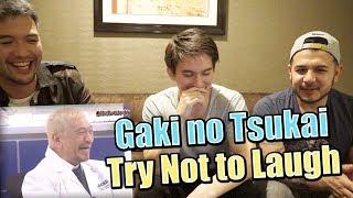 Download 【海外の反応】GAKI NO TSUKAI Japanese Show Reaction | Playing Janken Game Video
