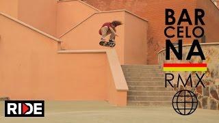 Download Street Skating in Barcelona Video