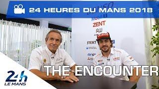 Download Jacky Ickx - Fernando Alonso : la rencontre Video