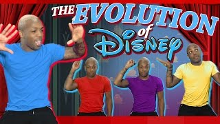 Download Evolution of Disney by Todrick Hall Video