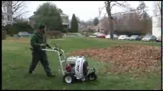 Download Little Wonder® Blowers Work Together with Backpack Blowers Video