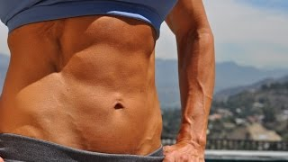Download 23-Min Brutal TABATA Workout for Abs & Core 250-300 Calories Video