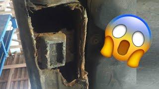 Download My e39 winterbeater fixes pt 6, rust fixes Video