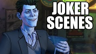 Download BATMAN: The Telltale Series - All The Joker Scenes Video