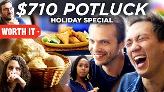 Download $710 Potluck Dinner • Holiday Special Part 1 Video