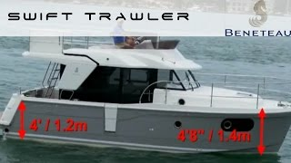 Download Beneteau Swift Trawler 30 - Test by BoatTest Video