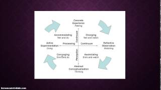 Download What is Kolb's Learning Style Theory Video