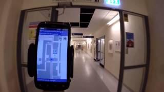Download Indoor Positioning, Linköping University Hospital Video
