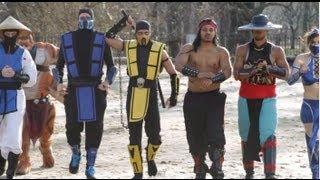 Download Mortal Kombat VS Street Fighter: EPIC DANCE BATTLE!! Video