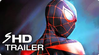Download SPIDER MAN: Into The Spider Verse - Official Trailer #1 (2018) Marvel Sony Movie HD Video