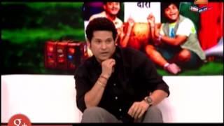 Download Sachin Tendulkar On Chala Hawa Yeu Dya Set Video