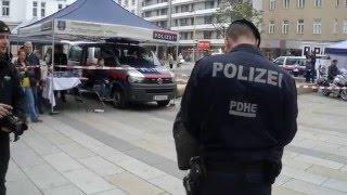Download Hund gegen Polizeichef (Übung der Hundestaffel) Video
