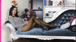 Download Bonnie shows you Charmante Tights in this Legslavish Tights Review/Style Video. What do you think? Video