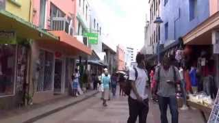 Download Bridgetown, Barbados - Downtown HD (2015) Video