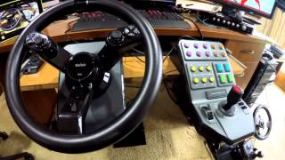 Download Farming Simulator 15 Steering Wheel Unboxing and Setting Up Video