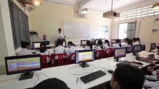 Download CCT's ICT Education ″Programming and Robotics″ Pilot 2015 Video