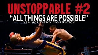 Download UNSTOPPABLE #2 - POWERFUL Motivational Speeches Compilation (Ft. Billy Alsbrooks) Video