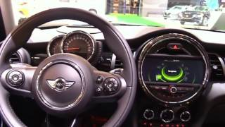 Download 2018 Mini Cooper S Design Limited Special First Impression Lookaround Review Video
