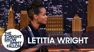Download ″What Are Those″ Meme Has Black Panther's Letitia Wright's Shoe Game Under Attack Video