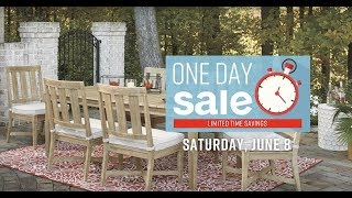 Download 2019 June One Day Sale - Ashley HomeStore Video