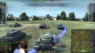 Download World of Tanks CZ - Záznam ze streamu z 26.8.2015 s El Bučem Video
