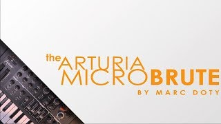Download The Arturia MicroBrute- Part 3: LFO and patch panel Video