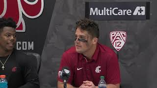 Download Tay Martin/Travelle Harris/ Peyton Pelluer after EWU 9/15 Video