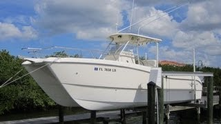 Download [SOLD] Used 1999 World Cat 266 SF in Apollo Beach, Florida Video