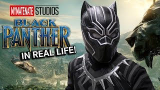 Download Black Panther ในชีวิตจริง!! | Unofficial Movie Video