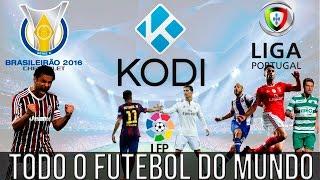 Download KODI 2016 lista ACTUALIZADA | kodi addons brasileiros | kodi 2016 portugal | SPORTSDEVIL Video