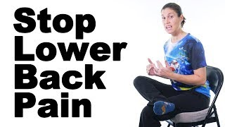 Download 7 Best Lower Back Pain Relief Treatments - Ask Doctor Jo Video