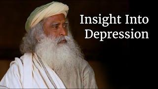 Download Insight Into Depression - Sadhguru Video