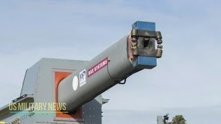 Download The Navy's Going To Test a Happy Switch On its Heavy Hitting Railgun Video