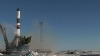 Download Raw: Unmanned Russian Cargo Ship Launched to ISS Video