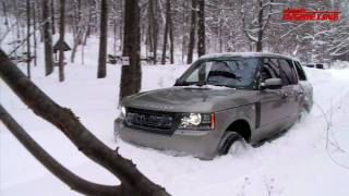 Download Snowbound in the 2011 Range Rover | Edmunds Video